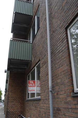 COPENHAGENDENMARK _  Apartment till sale from home real esate 24 Sept. 2012