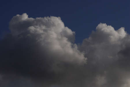 ediroial: Copenhagen  Denmark. Clear sun shine blue skies and white clouds 30 Oct. 2012