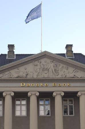 ediroial: Copenhagen  Denmark. Danske Bank will lay off 3000 jobs in next tow years 30 Oct. 2012