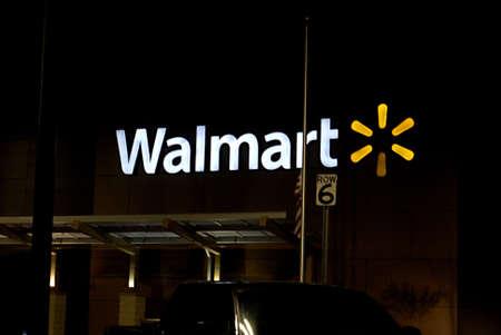 walmart: CLARKSTON  WASHINGTON  EE.UU. Walmart Super Store 20 de diciembre 2012