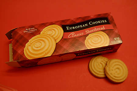 ec: LEWISTONIDAHO STATEUSA _Euroepan cookies  classic shortbread german products 24 ec. 2012         Editorial
