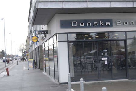 bank branch: KASTRUPCOPENHAGENDENMARK _   Danish largest financial insitute Danske Bank warn bank  customers that bank will charge annual fee to have account in danske bank  and many danske bank branch are moneyless and not even able pay bills in many bank branches