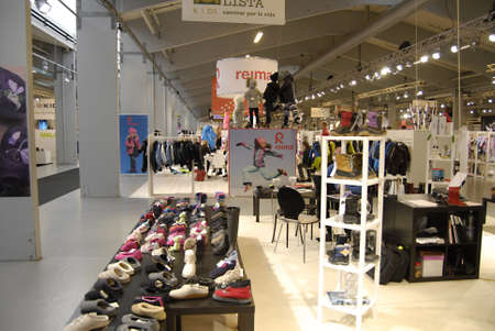 utzon: Copenhagen  Denmark. Consumers and visitors and press media ciff Copenhagen Fashion Fair week  at Bella Center 30 January 3 Fenruary 2013 today friday 1 February 2013