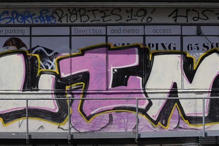 payer: Copenhagen  Denmark.Graafit as arts of vandalism  these images aretaken today on Vesterport train station  danish train transport system do have problem on stations and train too some call graffiti arts and other call vandaism which cost danish tax payer