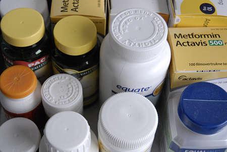 metformin: KASTRUPCOPENHAGENDENMARK _ Various kind of diabetes medincine and vitamins for health 15 July 2013
