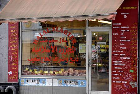 slaughtering: COPENHAGEN  Danimarca-Danimarca Banne rituale macellazione macellazione Halal e khoser e prendersi cura dei diritti degli animali del Regno Unito considera troppo 7 Marchi 2014