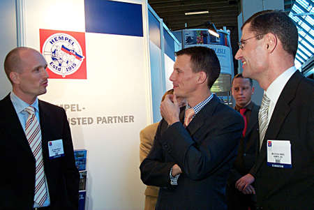 prince of denmark: 2 November 2004  Copenhagen Denmark,Prince Joachim of Denmark opens oficial conference the 20 International Transport and Logistics 2004 in Bella Center,at absent of Queen Margrethe and Crown prince Frederik Prince Joachim rule the Kingdom of Denmark,