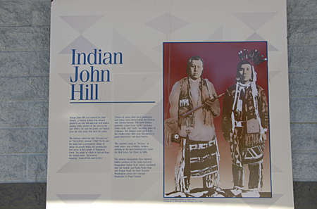 Indian John Hill /Washington state /USA _Indian john Hill res\ area washington state department of transportation and memorial of\ usa 19 May 2014\