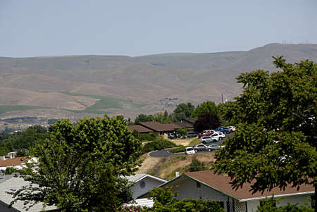 LEWISTONIDAHO USA-  Residential in lweiston valley         27 May 2014