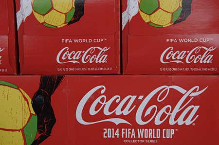 buckleyWashington state  _Diet coke and coca cola fifa world cup coca cola    22 June  2014