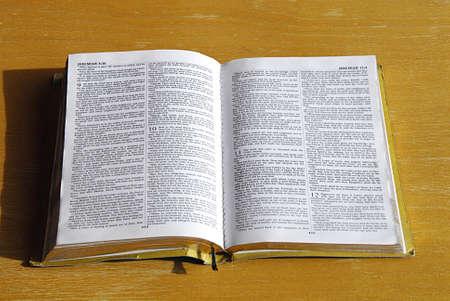eligion: KASTRUP COPENHAGEN DENMARK-  Holy bible king james version        20 July   2014