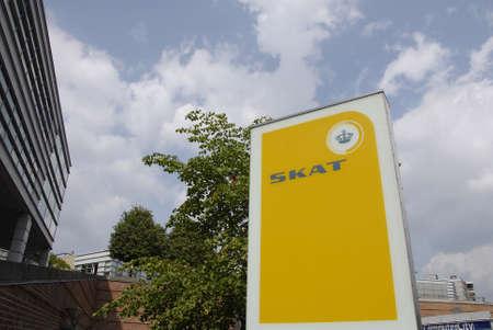 skat: COPENHAGEN DENMARK-   Skat in danish taxation department        01 Auguest  2014   Editorial