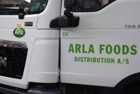 food distribution: COPENHAGEN DENMARK-   Alra food distribution as lorry        21 Auguest  2014   Editorial