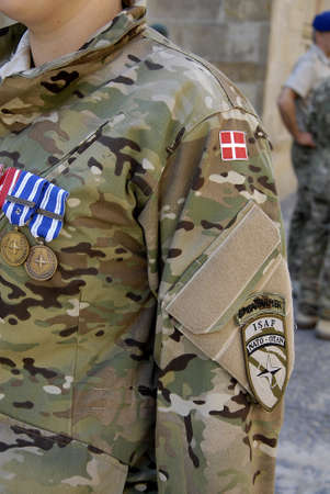 cel: COPENHAGEN DENMARK- Danish nation celebrates Flag day this is not very old tradition but fdanish parliament decided to honor nationsbrave soldier those participate in peace and help nations and danish vaterans  though danish troops are preparing for cel