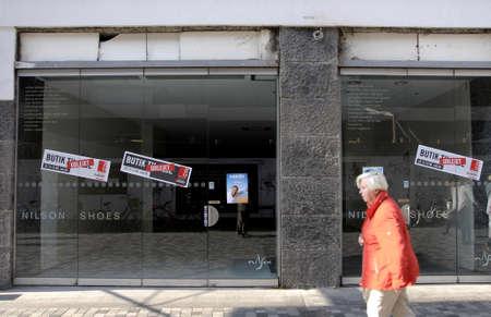 shutting: COPENHAGENDENAMK_Various shop closuredue to financian recovery                19 September 2014  Editorial