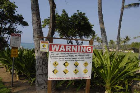 vacationers: Maui .Hawaii islands ,USA  Vacationers enjoying day on Makena beach maui hawaii         22 January 2015 Editorial