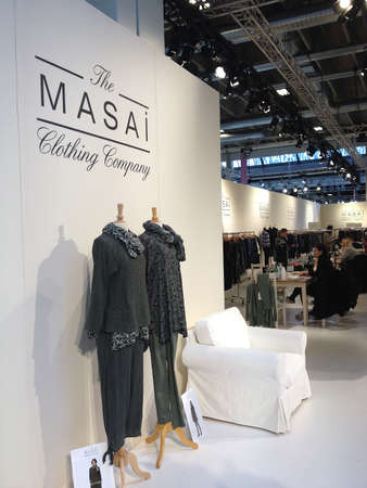 marketers: Copenhagen-Denamrk  _(Photojournalism with iphone5  or images  ae take wth smarphone iphone )Life at C.I.F.F Copenhagen International Fashion Fair 2015  consumers buyers trade marketers media people and public  exhibitioneser at Bella Center today on    3