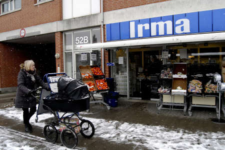fakta: Copenhagen - Denmark _Coop closed three grocery store chains ,Irma selling 50 clousure sale and Fakta and brugersen in Denmark due to media report                 02 Febuary 2015