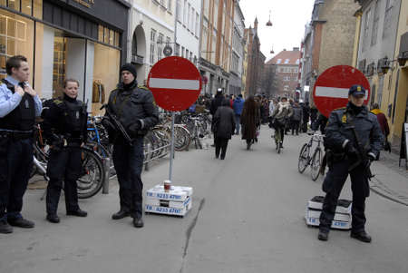 danish prime minister: Copenhagen-Denamrk _Danish national has appreciate and politicians and includined danish prime minister Ms.helle Thorning-schmidt and minister for justice Mette Frederiks and every citizen call uon on police and thanks police their work protacting danish