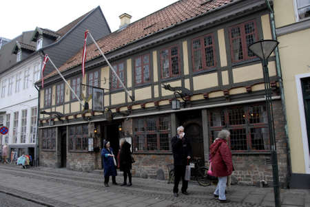 hans: Odense ,Denamrk_A in the life of Odensen city  including visiting Hans Christian Andersen museum and surrounding odensen city old town and food  on                19 Febuary 2015 Editorial