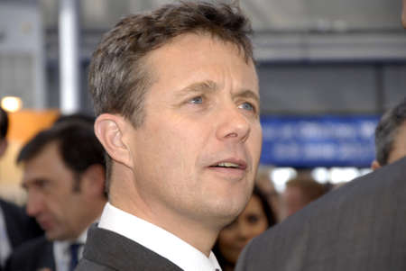 prince of denmark: Copenhagen-Denamrk ,  10 March  2015_  H.R.H.Crown prince Frederik opens offically EWEA Offshore organistation 2015 at bella cecnter today on tuesday among guests are Danish minister for foreign affairs Martin Lidegaard ,minister for climate and energy Ra