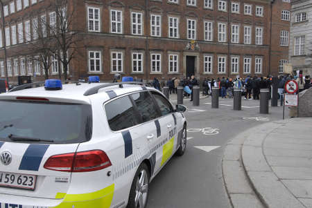 deportation: KASTRUP COPENHAGENDENMARK. 24 March 2015   _Some of Solamies have been refused political sylums in Denmark somalies protesting aganish their deportation protest staged infront of danish parliament christiansborg today