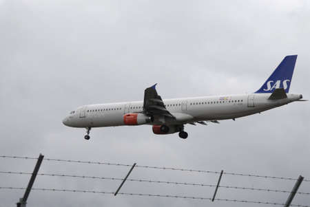 crashed: Kastrup.Copenhagen.Denamrk    29  March 2015_SAS airlines has made changes never leave single person in cockpt there willalway two person in cockpit in awake of germanwing crashed in French aplas. SAS flights landing at Kastrup interntional airport in Kas