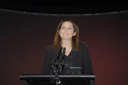 francis joseph dean: .Copenhagen.Denamrk _18 April 2015_Ms.Pia Olsen Dyhr for erm minister and now  leader and chairwoman of danish SF socialist people party (SFs landsmde 2019) speaks at her party annual conference and also speak her party agenda no social dumping on danish