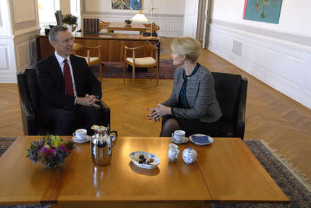 francis joseph dean: .Copenhagen.Denamrk _20 April 2015_   Ms.Hell Thorning-Scmhidt meets Nato General Secretary Jens Stoltenberg and holds political talk at Pm office today on monday Editorial