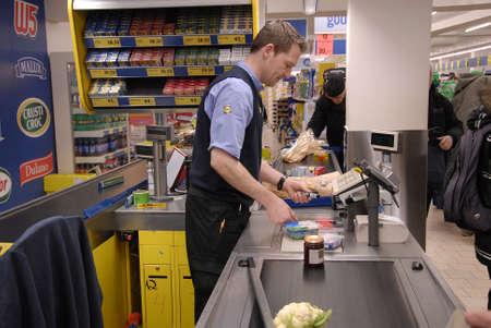 francis joseph dean: HillerodHiller�d Denamrk _26 Feb  2015_  German Lidl food chain sueprmarket in Copenhagen