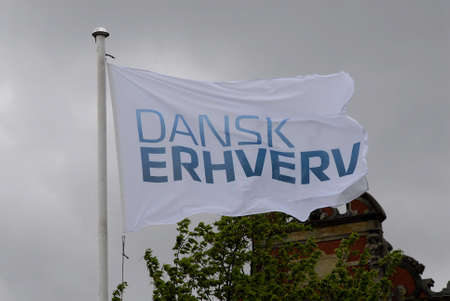 francis dean: Copenhagen Denamrk _10 May 2015_  Dansk erhverv, danish trade office in old stock exchange Editorial