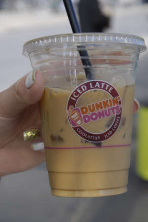 francis dean: Copenhagen Denamrk _14 May 2015_Coffee and  dunkin donuts  menue