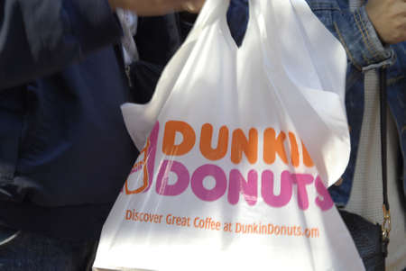 menue: Copenhagen Denamrk _14 May 2015_Coffee and  dunkin donuts  menue