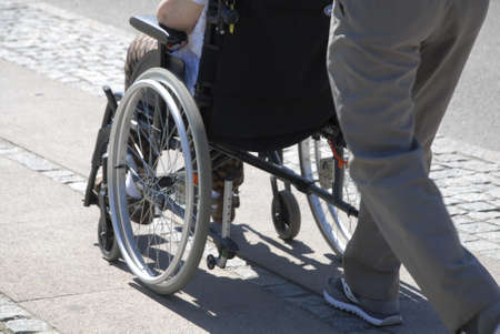 get help: Kastrup.Copenhagen.Denmark  11 July  2015  Valuable seniors danes do get help from councils for walker and wheel chairs to make daily persoanl use Editorial