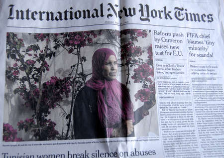 time's: Kastrup.Copenhagen.Denmark  24 July  2015  _International New York Times daily Editorial