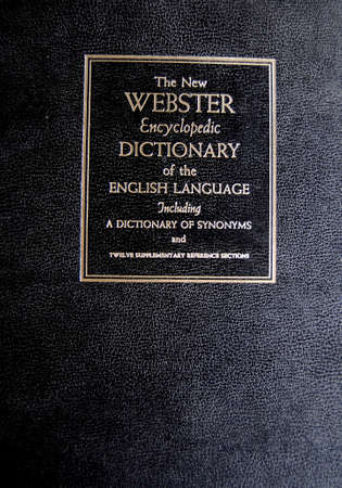 encyclopedic: Kastrup.Copenhagen.Denmark  24 July  2015   The new Webster encyclopedic dictionary of the english language includin a dictionary of synonym and teelves supplementary reference sections Editorial