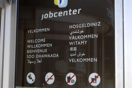 jobless: CopenhagenDenmark 13 August  2015_  Danish new government has moto reduce jobless people and reform unempolyment benefits Editorial
