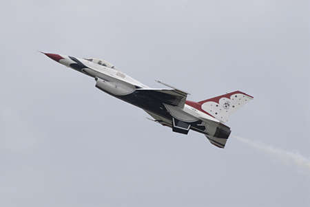 enjoyed: SPOKANEWashington state  _usa_31 May - 01 june 2014 Fairchild air force base presents Thunderbirds skyfest 2014 Spectators enjoyed air show thunderbirds and other planes