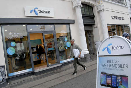 merged: CopenhagenDenmark 12th September   2015_Telenor of Norway and Telia o Sweden mobile telephone companies can not merged an become one in  Denmark  become due to Eurpean Unions anti trust law and eu wants to keep more mobil tlephone compnanies