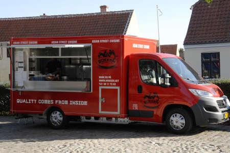 vendor: DragorCopenhagenDenmark 11th October   2015_ Asian food vendor