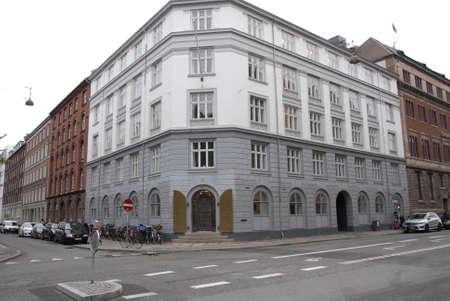 ministry: CopenhagenDenmark _ 14the October 2015_Danish ministry of health building
