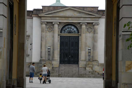 Copenhagen  Denmark. 30 June 2016_ Tour ride in  Rickshow or cycle tax in Copenhagen, Denmark                Editorial