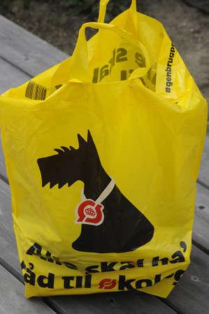 danmark: KastruoCopenhagen_Denmark_  31 July 2016- Netto crocery food chain store in Kastrup,  .