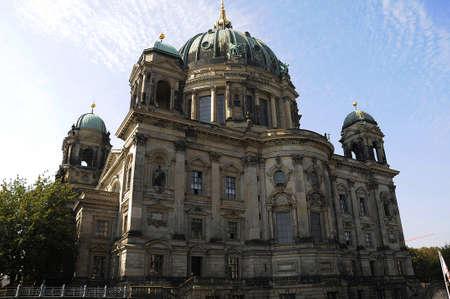 dom: 16 Septembre 2016 monument historique-Le Berliner Dom ou d'autres mots la cath�drale de Berlin � Berlin  Allemagne  �ditoriale