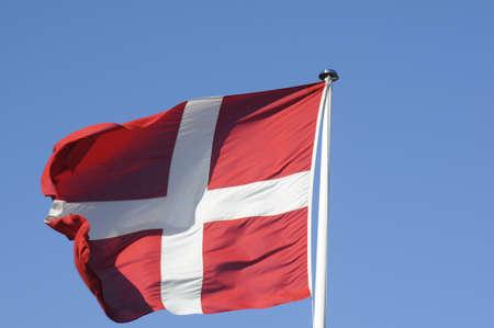 red sheet: 05 October  2016-Danneborg (Danish flag) red and white with white cross on red sheet      in Copenhagen  Denmark