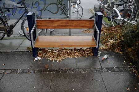 unhealth: Kastrup_ Copenhagen_Denmark _ 01st.December  2016_  Unhealthnwaste at public bus stops tobacco or cigarette left over there. .