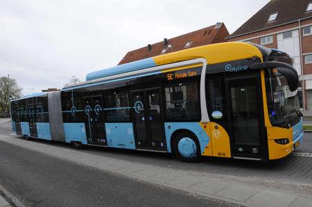 Copenhagen_Denmark _07 May 2017_City line bu line nr 5c