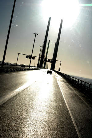 dean Pictures: OERSUND link bridge between Denmark and Sweden Kastrup Malmø Sweden Denmark March 23,2006