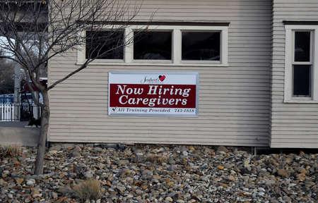 LEWISTONIDAHOUSA 21 December  2017. Now Hiring caregivers in Lewiston, Idaho .