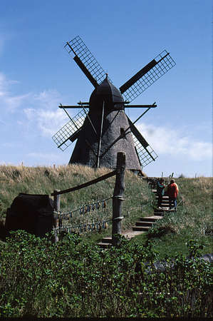 Skagen  Denmark, historical images unknown date) Tourism in danish country side this is Kagen Mueum denmakrsmost visit place on jutland  .